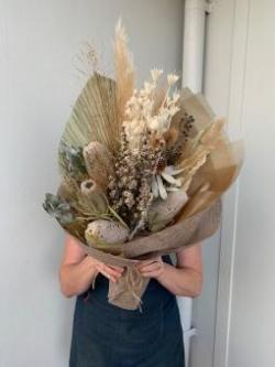 Dried Floral Bouquet Workshop