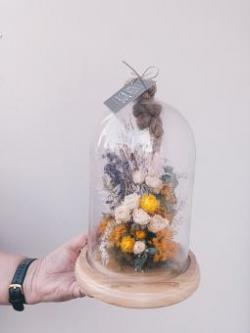 Dried Floral Dome Workshop